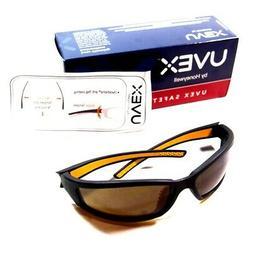 Uvex Safety Glasses SolarPro Anti-Fog  SCT-Gray Lens Color U