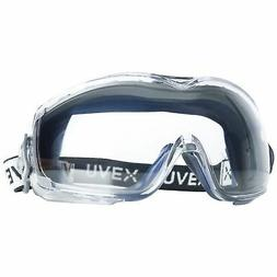 Uvex Safety Goggles with Anti-Scratch Clear Anti Fog Lens Ov