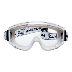 AMSTON Safety Goggles ANSI Z87.1 - Meets OSHA Standards - Pe