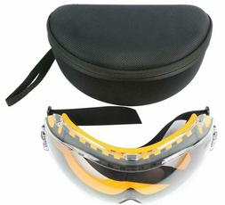 safety goggles eye protective over glasses concealer
