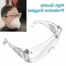Safety Goggles Medical Lab Glasses Anti Fog Scratch Resistan