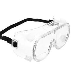 Safety Goggles Over Glasses Clear Lens Eye Protection Eye We