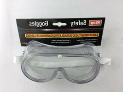Safety Goggles Over Glasses Clear Lens  Eye Protection Eye W