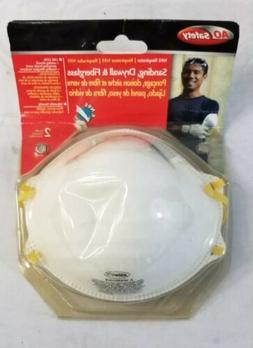 AO Safety N95 Respirator Pack of 2 Masks E5