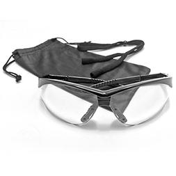 JORESTECH  Safety Protective Glasses with Cord and Carrying