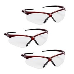 Jackson Safety V30 47378 Nemesis Safety Glasses