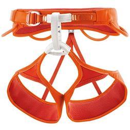 Petzl Sama Harness - Men's Harnesses XL Coral