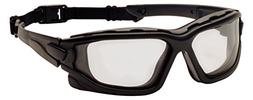 Pyramex SB7025SDT I-Force Sealed Safety Goggles with Temples