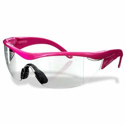 SafetyGirl SC-282 Polycarbonate Navigator Safety Glasses, Pi
