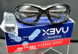 Uvex Seismic Reading Magnifier Safety Glasses +2.0 Clear Len