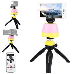 Selfie Stick Tripod, PULUZ Intelligent 360 Degree Rotation P