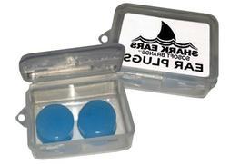SoSoft Shark Ears - Ear Plugs 2 Pair Medical Grade Silicone