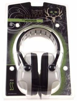 Shooting Earmuffs ~ Hearing Protection Bone Collector ~ New