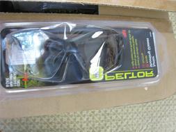 3M Peltor Shooting Eyewear with Earplugs, Clear