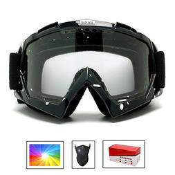 Feier Yusi Ski Snowboard Motorcycle Goggles for Men Women Yo