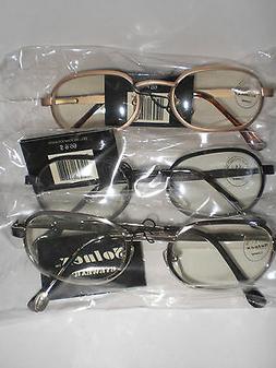 Solnex Eyewear UV Sun Protection Vision Care Clear Thin Safe