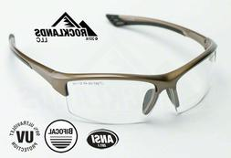 Elvex Sonoma™ RX350™ Bifocal Safety/Reading Glasses Clea