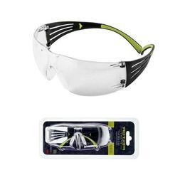 04381f8784b6 3M SecureFit SF400G Black/Neon Green Anti-Fog Lenses Safety. By 3M. USD  $20.00. Peltor Sport Securefit 400 Safety Glasses by 3M