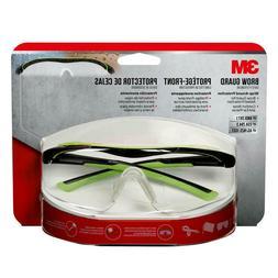 3M Sports Inspired Design Clear Anti-Fog Lenses Performance