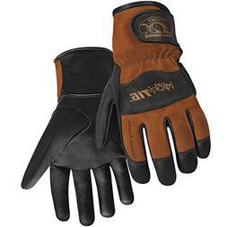Steiner 0262-L SPS Ironflex TIG Gloves, Black Premium Grain