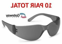 Starlite Safety Glasses with Smoke Lens