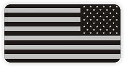Stealth American Flag Helmet / Hard Hat Sticker / Decal / La