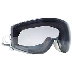 Uvex Stealth Safety Goggles with HydroShield Anti-fog Lens