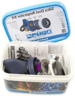 Sundstrom H10-0014 Silica Dust Respirator Kit with SR 100 M/