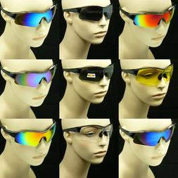Safety glasses ANSI Z87+ sunglasses shoot frame cycle new me