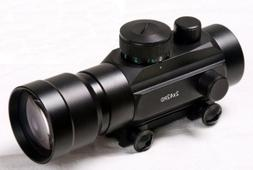 Ultimate Arms Gear 2X42mm Tactical Dual Red And Green Dot CQ