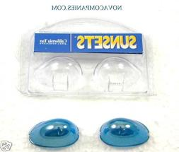 Tanning Bed Eyewear SUNSETS Goggle protection BLUE
