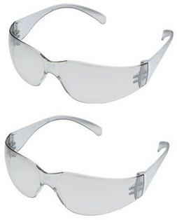 3M Tekk 11328 Virtua Anti-Fog Safety Glasses, Clear Temples,