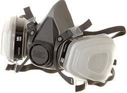 3m Tekk Paint Project Respirator; Medium; P95; New;