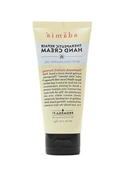 Adamia Fragrance Free Therapeutic Repair Hand Cream with Mac