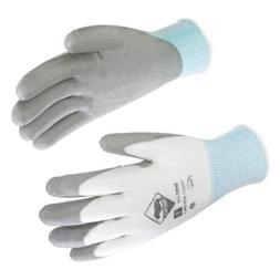Tilsatec TTP030 Rhino Lite Cut Resistant Gloves, Grey Polyur
