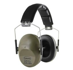 Titus 34 NRR High-grade Earmuffs with Carrying Pouch and Hyg