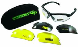 SSP Eyewear Top Focal Tactical Safety Glasses Kit with Assor