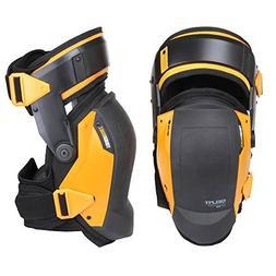 TOUGHBUILT TOU-KP-G3 GELFIT Stabilization Knee Pads by Tough