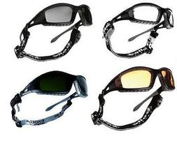 Bolle Tracker II Safety Glasses Goggles Anti Mist & Scratch
