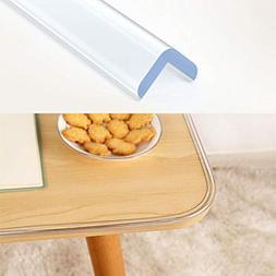 Wemk Transparent Table Edge Furniture Guard Corner Protector