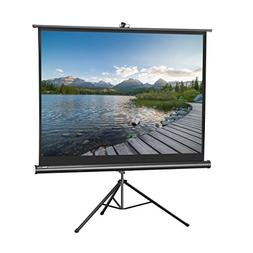 "Celexon 66"" Tripod Projector Screen Tripod Economy, 52 x 39"