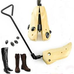 Looching Pack of 2 Boot Stretcher for Cowboy Boots Unisex Sh