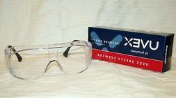 Uvex by Honeywell Ultraspec 2001 OTG Safety Eyewear, Clear/B