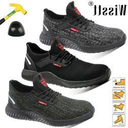 Unisex Steel Toe Work Shoes Industrial&Construction Shoes Pu