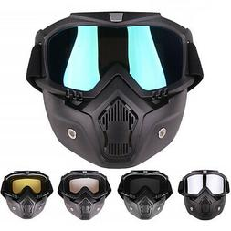 US Safety Face Eye Shield Mask Goggles Work Lab UV Protectio