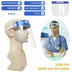 US Safety Protective Splash Proof Full Head-mounted Face Eye