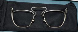 USGI Military Issue Uvex & XC Safety Glasses Prescription In