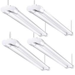4 Pack LED Shop Light for Garage: 36W 4FT 48 Inch BBOUNDER 3