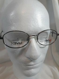 Uvex Sperian Titmus Eyeglasses Z87.1 Safety Dark Bronze Fram