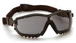 Pyramex V2G Goggles with Smoke Lens